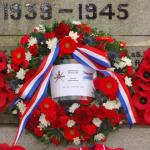 Wreath from the Dutch Commando