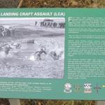 LCA Commemorative plaque