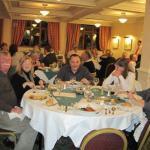 Bob and Kevin Bishop, Jack and Ria Bakker and Janet Bishop