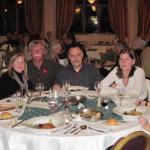 Jennie Barlow, Kevin and Bob Bishop, Jack and Ria Bakker, Janet Bishop