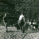 Sugar beach, Sarande, Albania , October 1944