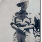 L/Cpl Roy William Lewis  -  Kenya 1945
