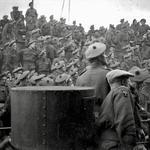 No.2 Commando on board the Ulster Monarch June 1941
