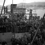 No.2 Commando on board the Ulster Monarch (2)