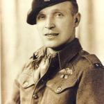 Pte William Morris MM