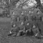 Group from No.1 Special Service Bde. HQ