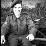 S/Sgt Wally Dinham