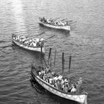 No.2 Cdo. boat race Inveraray June 1941