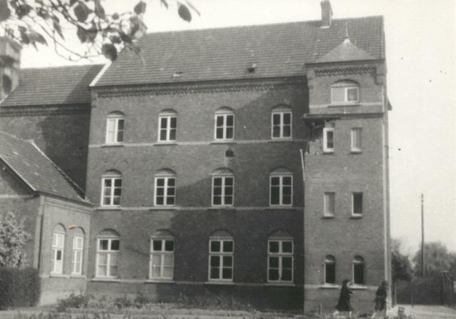 The Monastery at Maasbracht as it was.