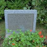 4th SS Bde. memorial, Le Hauger, Route de Sallenelles.
