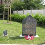 45RM Commando memorial, Merville (2)
