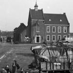 Maasbracht Gemeentehuis (Town Hall), near Brachterbeek