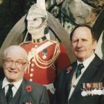 Winchester 1995 Harry Pitman and John Southworth MM