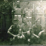 L/Sgt John Southworth MM and others from No.1 Cdo.