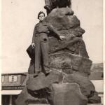 George Graham and u/k  Moffat 28/9/42
