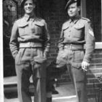 George Graham (right) and u/k (2)