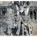 George Graham (left) and u/k