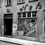 The Green Beret Cafe at Neustadt June 1945