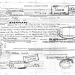 Release Testimonial for 4079448 CSM John Charles Southworth MM