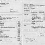 Service Record for Major Henry Walter 'Bill' Wright