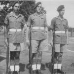 Three unknown from No.5 Commando