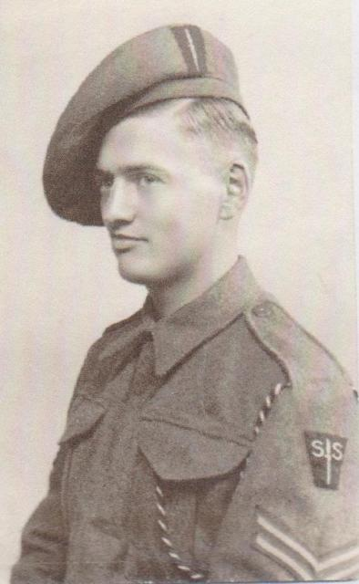 Cpl. Herbert 'Bert' Smart  No 2 Cdo. 3 troop