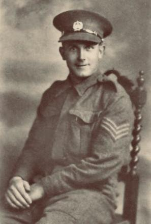 Sgt. Bill 'Chalky' White