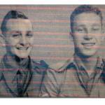 Vic Ralph and Bill King