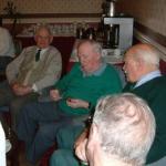 Jim Crowe MM,  Arthur 'happy' Jackson and Reg Teager No 1 Cdo at FW 2002