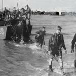 Commandos return from the raid on St Cecily 3/4th June 1942