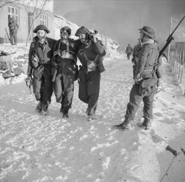 Raid on Vaagso 27th Dec.1941