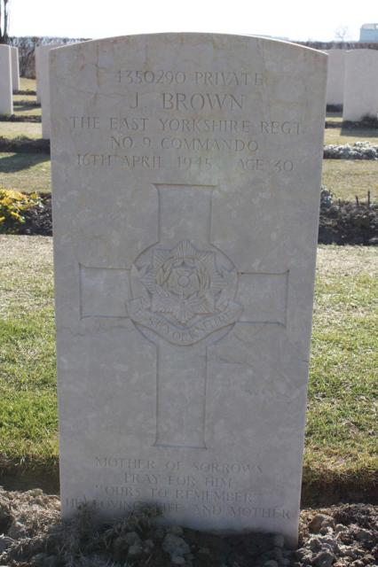 Private John Brown