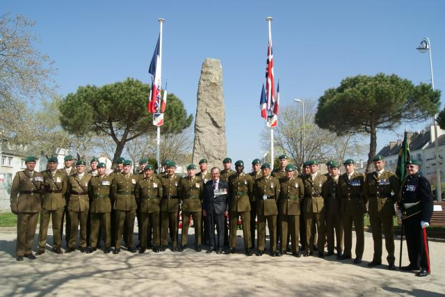 St. Nazaire 70th anniversary of Operation Chariot