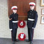 Cadet L/Cpl Mark Morham and Marine Cadet 2 Moray Horn