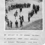 Medal ceremony L'ecarde quarry, Amefreville, 16th July 1944