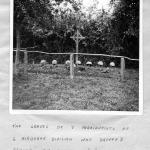 The Graves of Parachutists from the 6th Airborne Divn