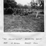 Near Le Mesnil, August 1944
