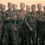 Fred Jenkins and others from No 1 Commando