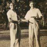 Yimp' Henkins and Bob Mewett