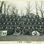 No.3 Commando 5 troop  December 1941