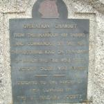 St Nazaire Memorial in Falmouth