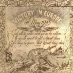 No.4 Commando 'Victory in Europe' poster