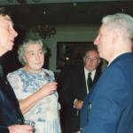 Jack Mason and his wife, Jim Beacall (middle), John Skerry (right)