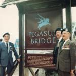 Pegasus Bridge June 1984