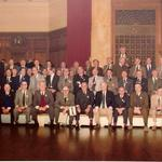 1 Commando members at AGM of Commando Association 1978 80 in