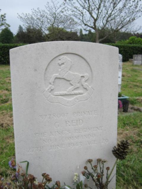 Private  George Reid