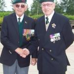 Billy Moore & Edward (Ned) Redmond, No5 Cdo