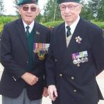Billy Moore and Edward (Ned) Redmond both of No5 Cdo