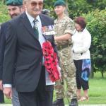 Brigadier Jack Thomas CBE, No6 Cdo