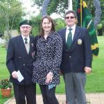 Edward (Ned) Redmond, 6 Troop, No5 Cdo, Julie Warren & Ron Lain